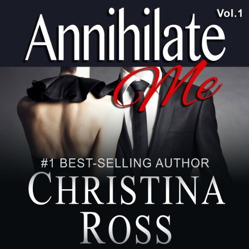 Annihilate Me audiobook cover art
