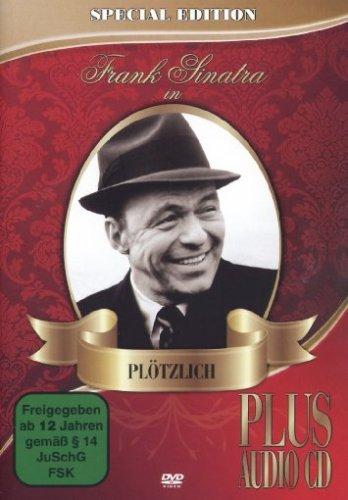 Plötzlich + CD Frank Sinatra [2 DVDs]