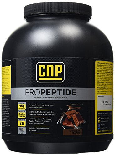 CNP Pro-Peptide Advanced Protein Supplement, Chocolate, 2.27 kg