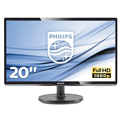 Philips 200V4QSBR Monitor 20