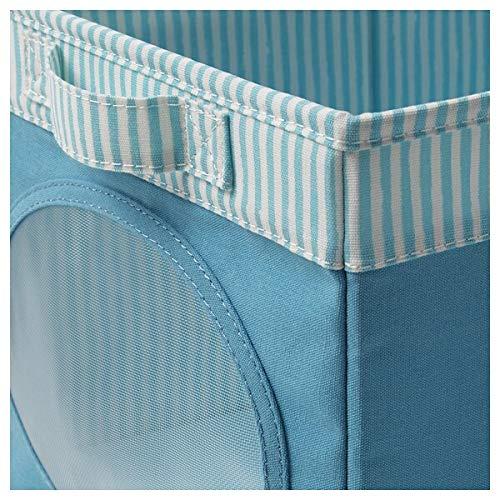 NOJSAM Box und Korb, grau, 25 x 37 x 22 cm. Speziell für Ihr Kind zum Lernen und Entdecken entwickelt. Wechselzubehör, das umweltfreundlich ist. Handwäsche, max. 40 °C.