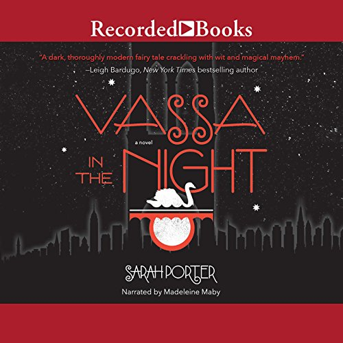 Vassa in the Night audiobook cover art