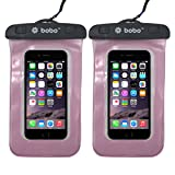 BOBO Universal Waterproof Pouch Cellphone Dry Bag Case for iPhone Xs Max XR