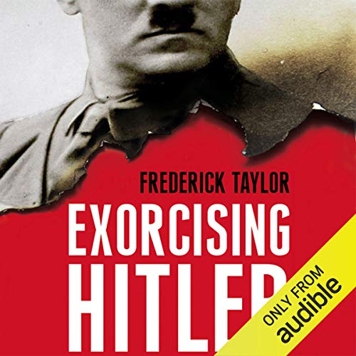 Exorcising Hitler audiobook cover art