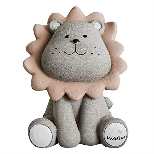 WGLG - Estatua león Moderna decoración hogar, diseño