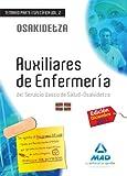 Auxiliares de Enfermería, Servicio Vasco de Salud-Osakidetza. Temario parte específica
