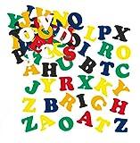 Baker Ross feltro lettere, colori assortiti, 23mm...