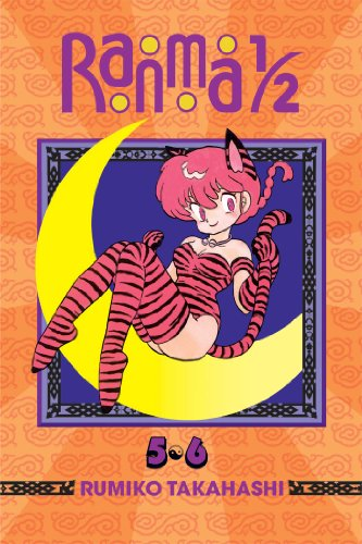 Ranma 1/2 (2-In-1 Edition), Volume 3: Includes Volumes 5 & 6