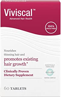 The Women's #1 Hair Growth Treatment, By V i v i s c a l, Pack of 2
