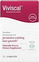 Best viviscal extra strength hair nutrient tablets Reviews