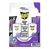 Raid Gel Antimites Senteur Lavande Pack de 2 - Lot de 3