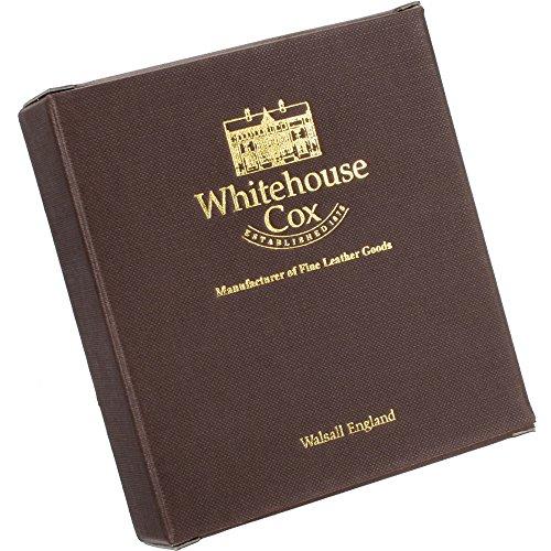 ホワイトハウスコックス『KEYCASEwithRING/LONDONCALFBRIDLE(S9692)』