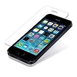 Generic 0886871023696 Pellicola Protettiva per Schermo da 0,3 mm, Ultra Sottile, Vetro temperato per Apple iPhone 5/5S/5C