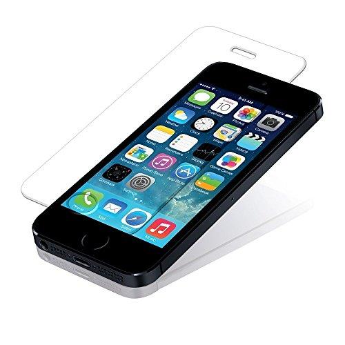 Funda Ultra-thin 0886871023696 0,3 mm templado Gorilla Glass protector de pantalla para Apple iPhone 5/5S/5C