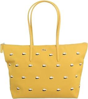 ec1302023e Lacoste - Sac Shopping porté épaule ref_cem44014 B65 jaune