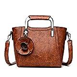 Small Mini Purses and Handbags for Women - Vegan Leather Top-Handle and Crossbody Bag
