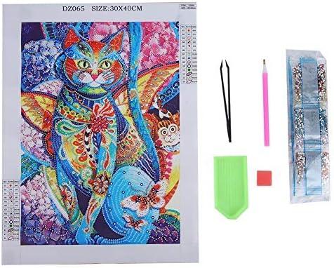 Washington Mall AUNMAS Cat Shaped 5D Full Drill Diamond Painting ...