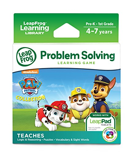 Vtech 490303Paw Patrol Learning Game