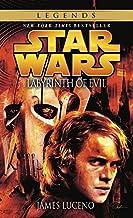 (Labyrinth of Evil: Star Wars Legends (Star Wars (Del Rey))) [By: Luceno, James] [Sep, 2005]