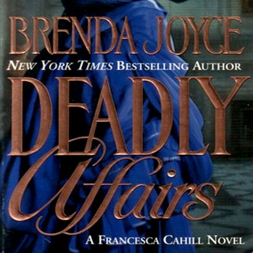 Deadly Affairs audiobook cover art
