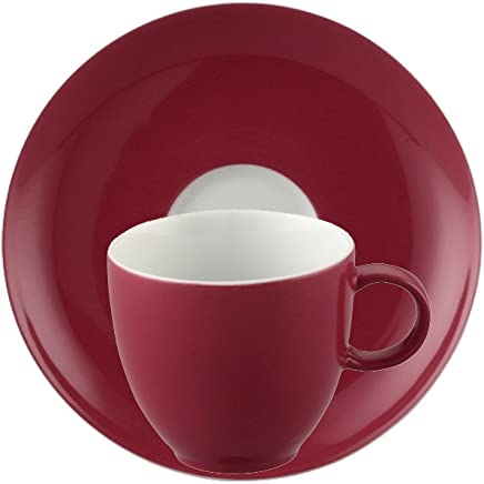 Preisvergleich für Thomas 10850-408517-28255 Set 2 Espressotassen Sunny Day Fuchsia