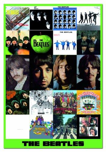 Educa 646767 - Puzzle 1000Pza Collage The Beatles