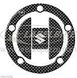 Tapón Protección Adhesivos Resina 3D Protector de Depósito para Moto Suzuki