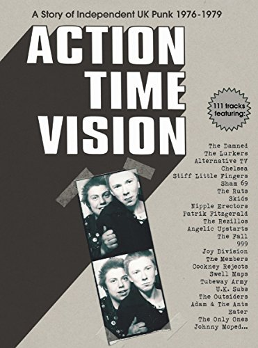 Action Time Vision-Story of Independent UK Punk