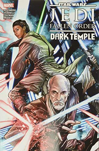 Rosenberg, M: Star Wars: Jedi Fallen Order - Dark Temple