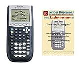 Texas Instruments TI 84 Plus Paket 2(+Buch)