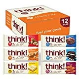 think! High Protein Bars - Variety...