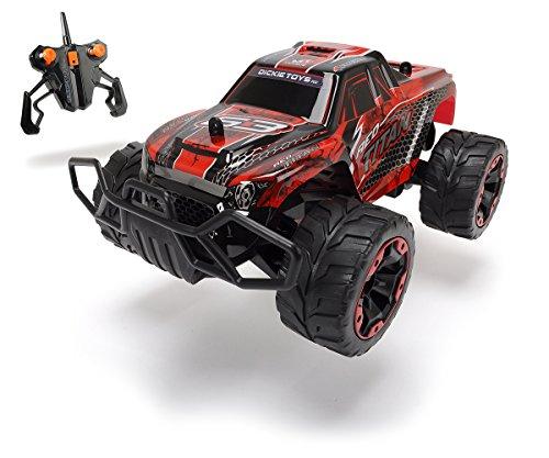 Dickie Toys 201119238 - RC Red Titan, funkferngesteuerter Buggy inklusive Batterien, 29 cm