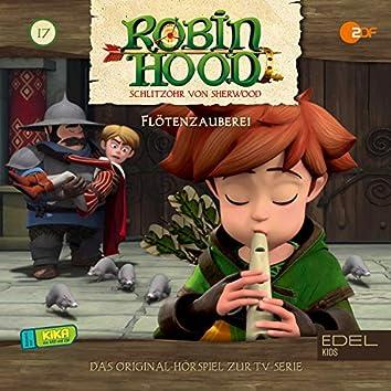 Folge 17: Flötenzauberei (Das Original Hörspiel zur TV-Serie)