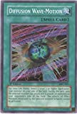 Yu-Gi-Oh! - Diffusion Wave-Motion (MFC-107) - Magicians Force - 1st Edition - Super Rare
