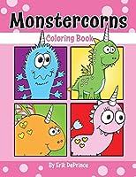 Monstercorns Coloring Book