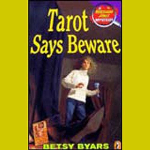 Tarot Says Beware audiobook cover art