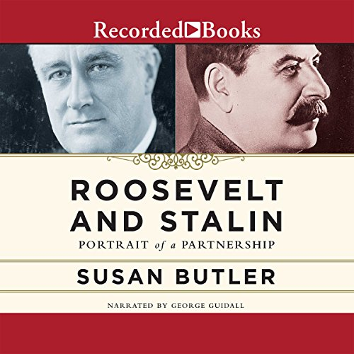 Roosevelt and Stalin audiobook cover art