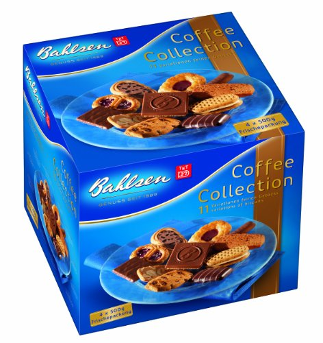 Bahlsen Coffee Collection, 1er Pack (1 x 2 kg)
