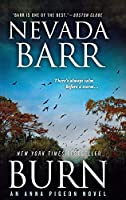 Burn (Anna Pigeon Mysteries)
