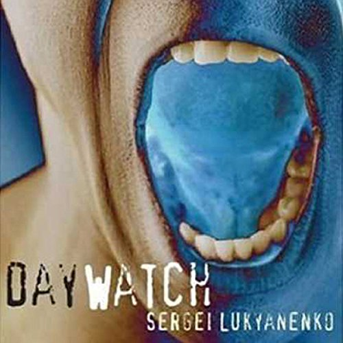 Day Watch audiobook cover art
