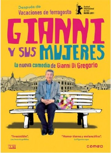 Gianni y sus mujeres [DVD]