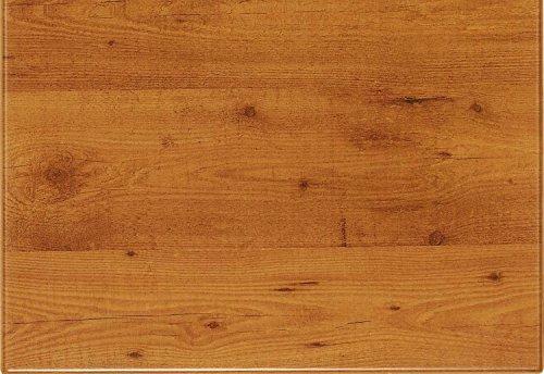 Werzalit / hochwertige Tischplatte/Pinie / 110/70 cm/Bistrotisch/Bistrotische/Gartentisch/Gastronomie