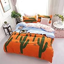 cactus with orange top