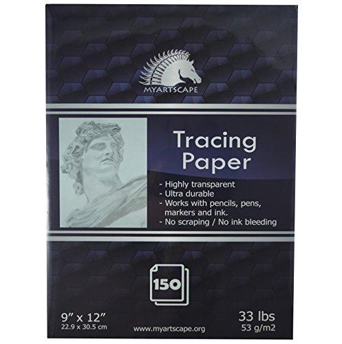Tracing Paper Pad - 33lb - 9