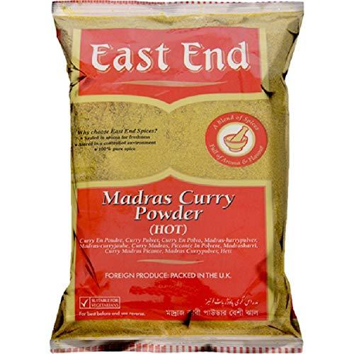 Madras Hot Curry Polvere Condimento Spezia per Alimenti Eccellente Qualità East End 1Kg