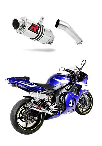 Dominator Exhaust silenciador de escape GP I Yamaha YZF R6 03-05 + DB Killer