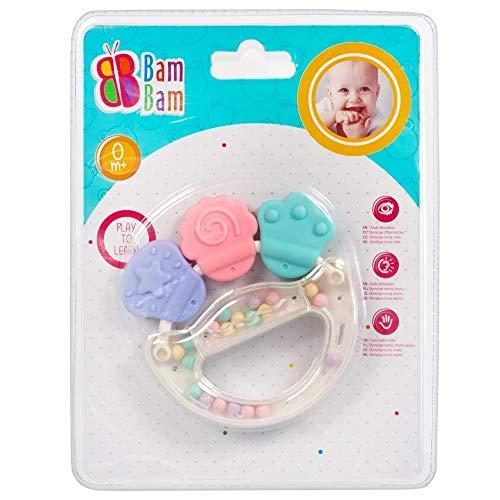 Bam Hochet pour bébé CLOCHETTES de la Marque