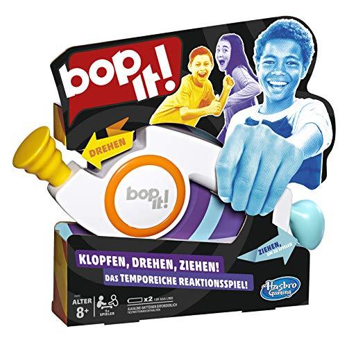 Bop It Elektronisches Spiel für Kinder ab 8 Jahren