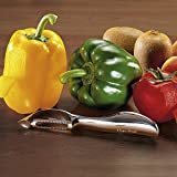 Tomaten- und Paprikaschäler: Hauchdünn unverdauliche Haut entfernen