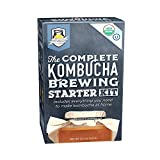 The Complete Kombucha Brewing Starter Kit | Fermentaholics USDA Certified Organic Kit (The Complete Kombucha Brewing Starter Kit)